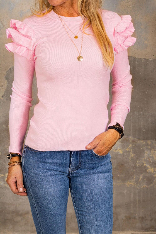 Brooke Genser - Volanger - Rosa