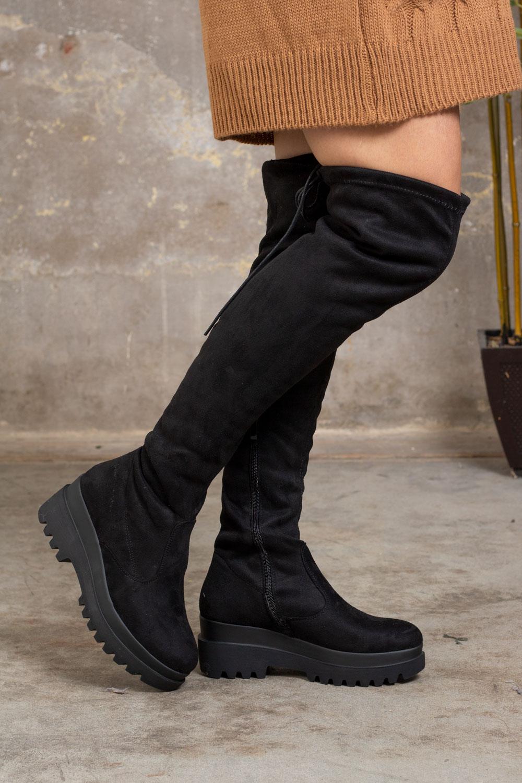 Hoga-boots---688---Svart-sida