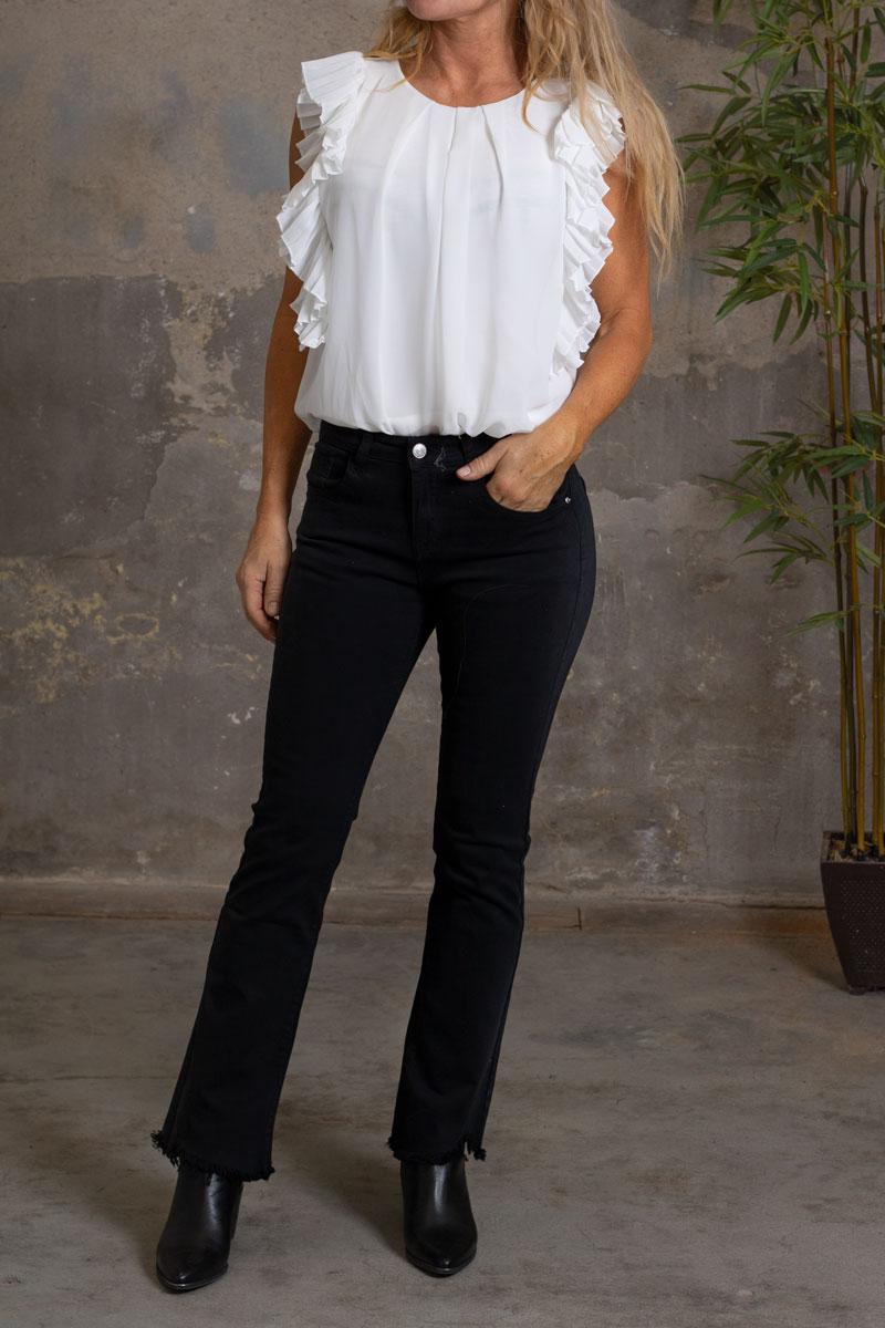 Jeans-FL2020---Utsvangda-ben-svart-hel