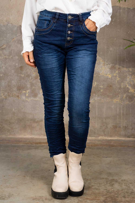 Jeans JW7071 - Knapper - Denim
