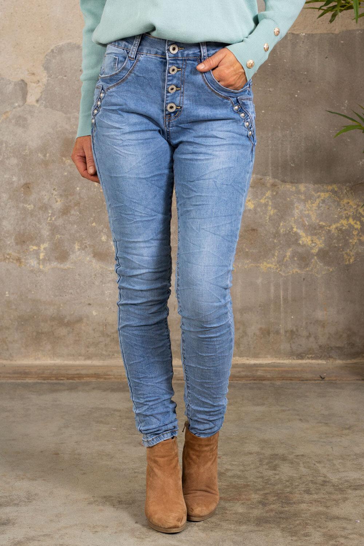 Jeans JW9149 - Nitter - Lett vask