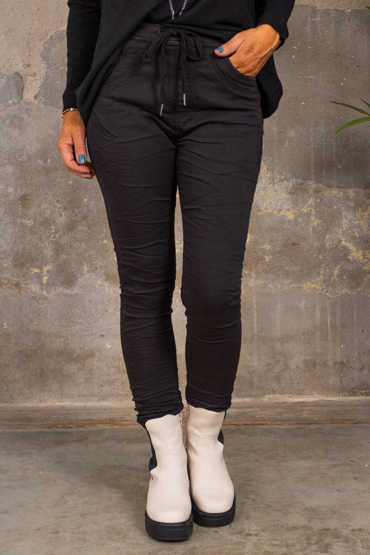 Jogging jeans 92913 - Svart