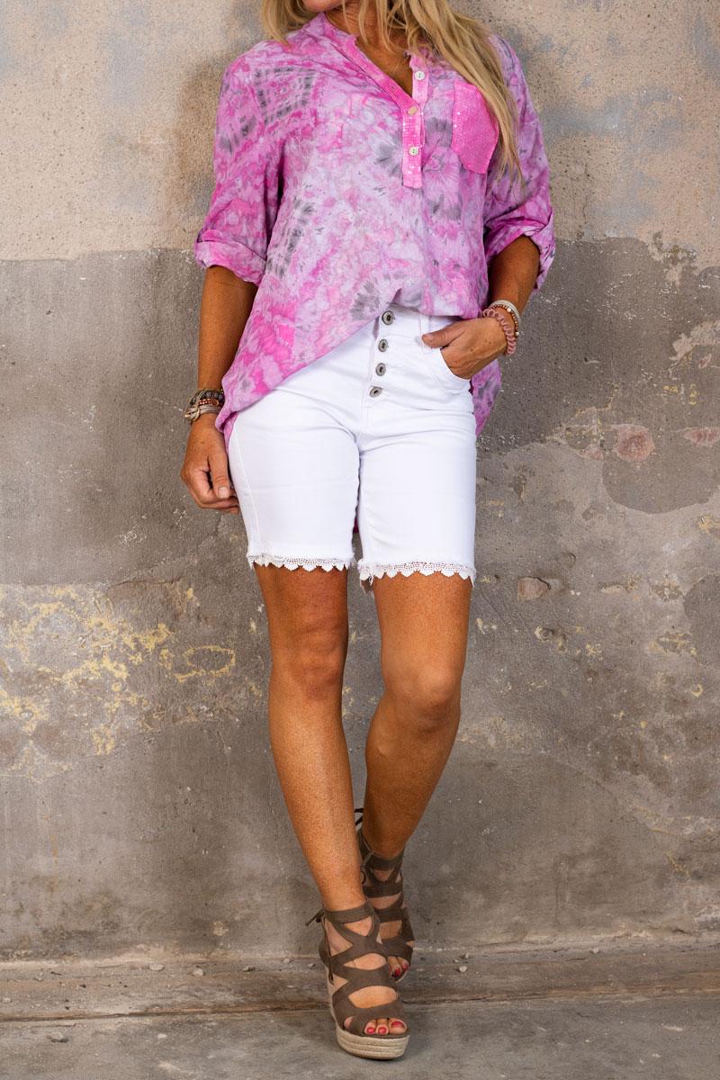 Langa-Shorts-med-Spets-off-white-hel