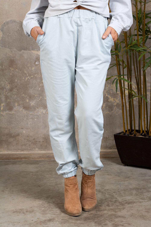 Myke bukser 2502 - Lyseblå