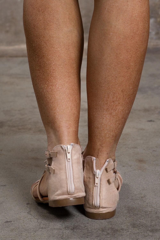 Sandaler-med-Fransar---582---Beige-bak