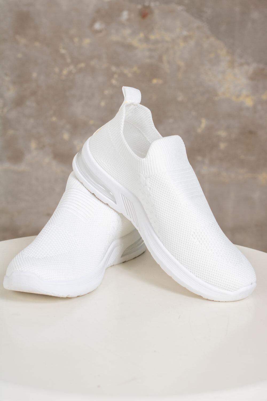 Sneakers 886 - Hvit