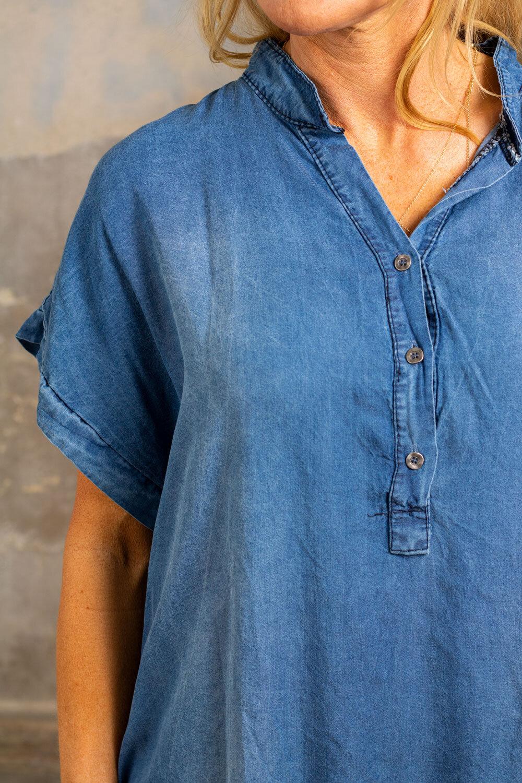 Tori - Jeans tunika